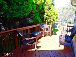 with lush plants that are full and green all year long for that private time to enjoy your coffer or tea. It will become one of your favorite places to relax or entertain