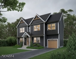 Rendering of example home being built.