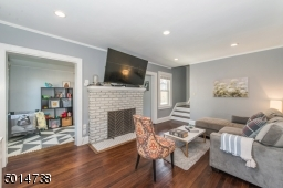 classic colonial layout w/ play space off living room ideal for modern living