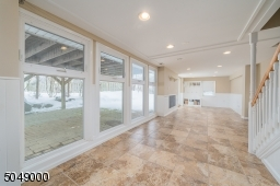 Easy access to 2 car tandem garage or walk out to the yard