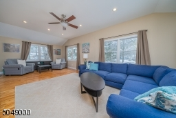 Large Great Room perfect for large gatherings or a cozy night in