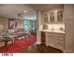 Easily accessed from Family Room and Kitchen