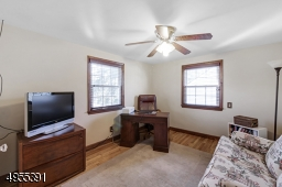 Currently used as an office w/hardwood floors.