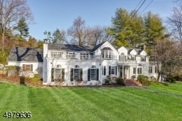Prestigious Colonial. Near-by to the top rated Millburn Schools, Mid-Town Direct train, restaurants, shops!