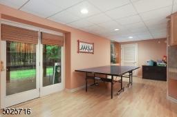 Large, bright multi use basement