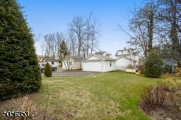 Level lot with plenty of room for play and entertaining