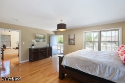 Large Bright Master Bedroom Access to Large Balcony and Sitting/Office Room