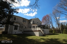 Oversized lot ensures privacy -- many possibilities for recreation