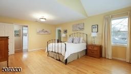 magnificent primary bedroom suite