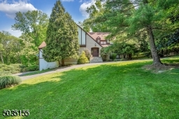 On 1.5 acres of just beautiful property!